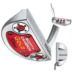 Titleist Scotty Cameron Select GoLo 3 Putters
