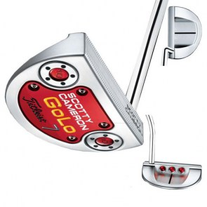 Titleist Scotty Cameron Select GoLo 7 Putters